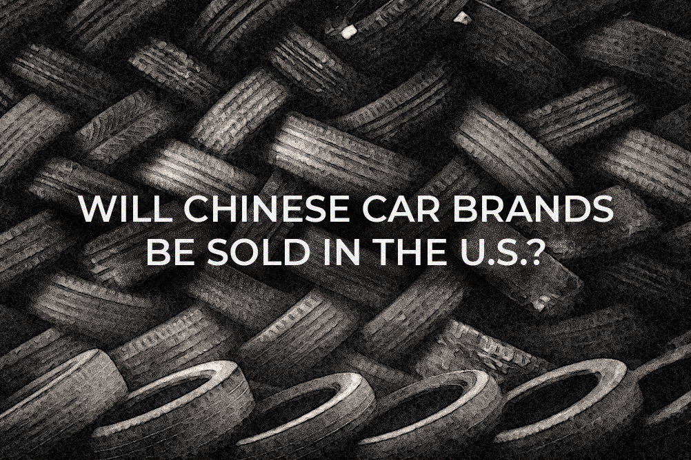 So far, no 'homegrown' Chinese car company has entered the U.S. market to sell their own engineered vehicles here.
