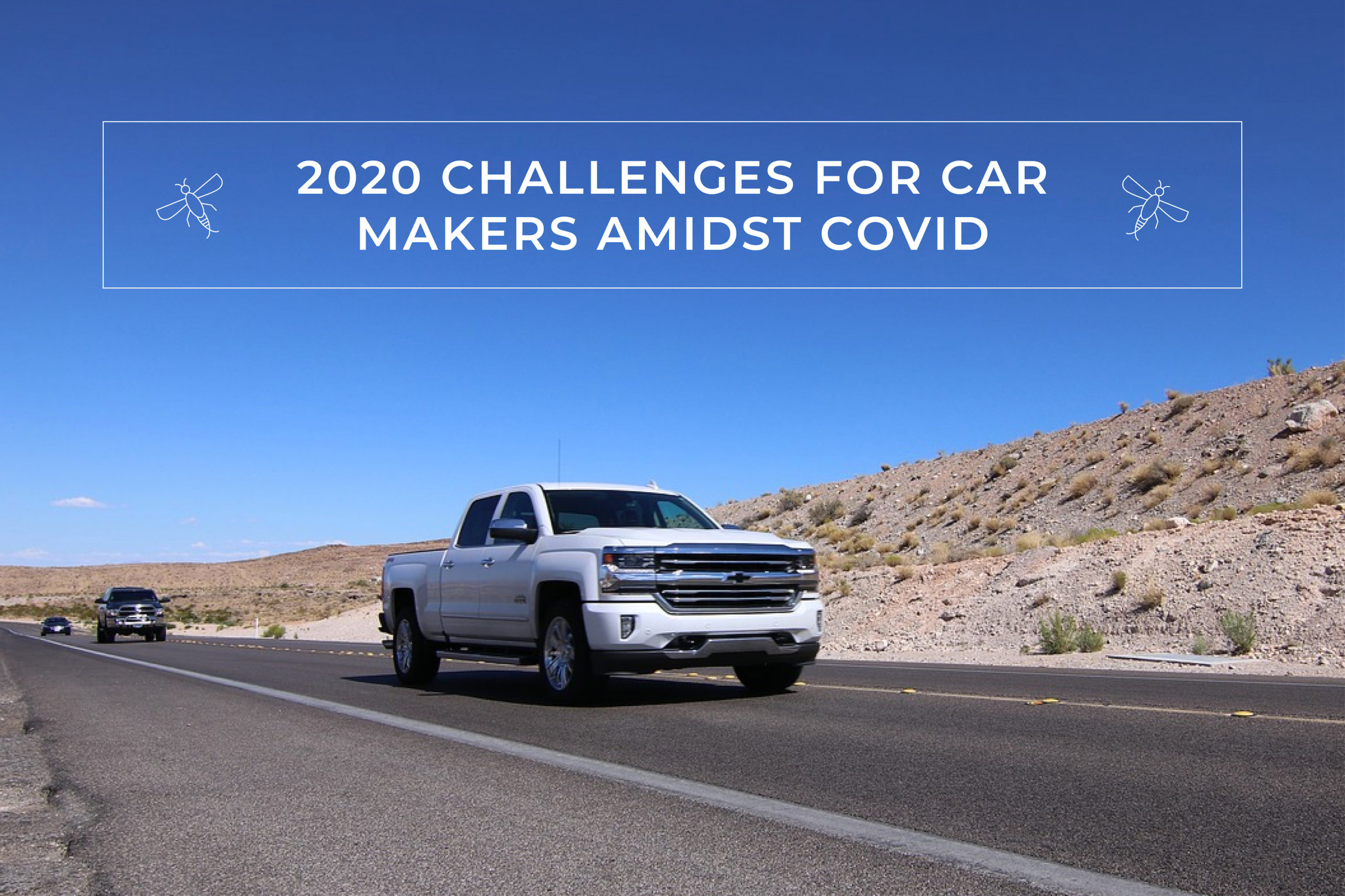 All car makers are dealing with the impact of the COVID pandemic—but two car makers are finding the year 2020 has dealt them some unique challenges.